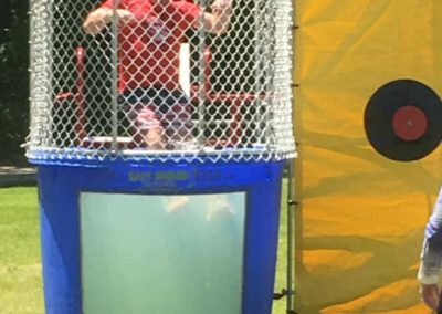 chris barnett dunk tank